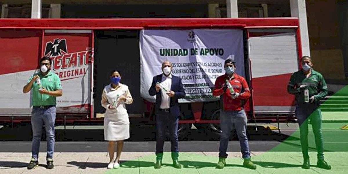 HEINEKEN México realiza importante donación para combatir la crisis Covid-19
