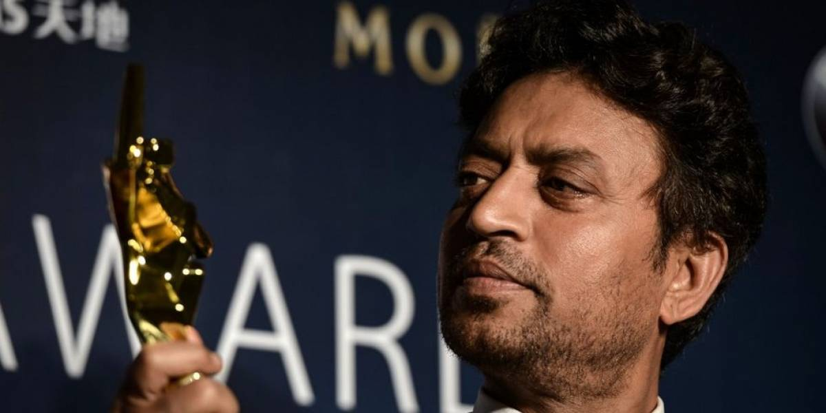 "Falleció Irrfan Khan, actor de ""La vida de Pi"" y ""Jurassic World"""