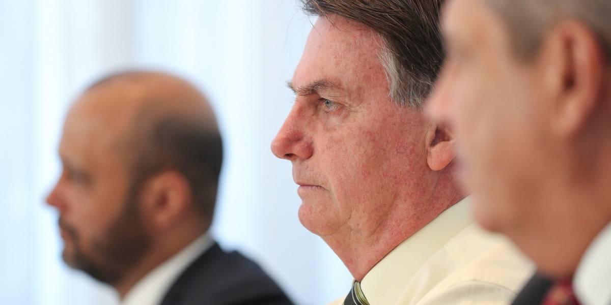 Bolsonaro sobre mortes por coronavírus: 'essa conta não é minha'