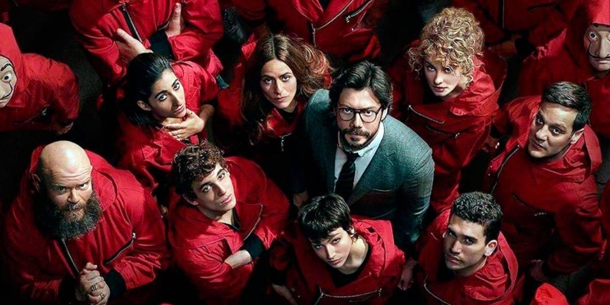 A série espanhola que está colada em 'La Casa de Papel' e também é disponibilizada na Netflix