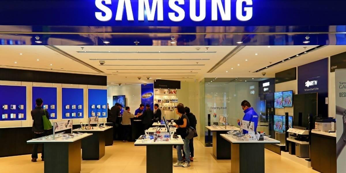 Samsung parece haber encontrado el error del fondo de pantalla en los smartphones