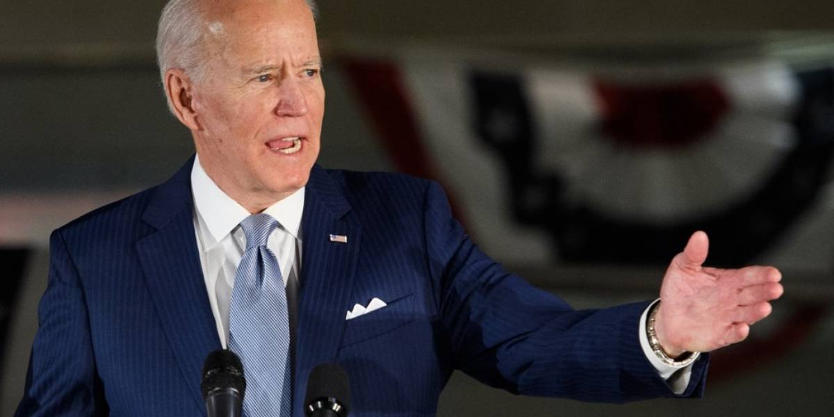 """""""Nunca ocurrió"""", Joe Biden niega acusación de agresión sexual que amenaza su candidatura"""