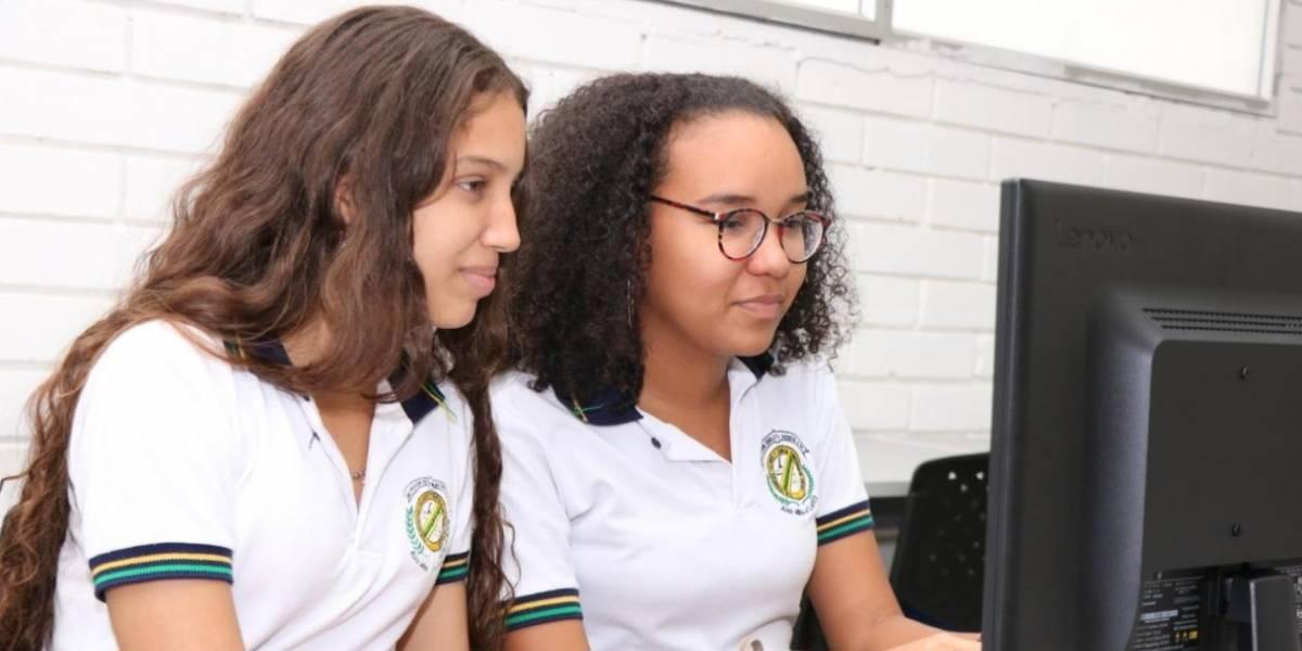 1500 equipos de sistemas recibirán colegios de Barranquilla para clases virtuales