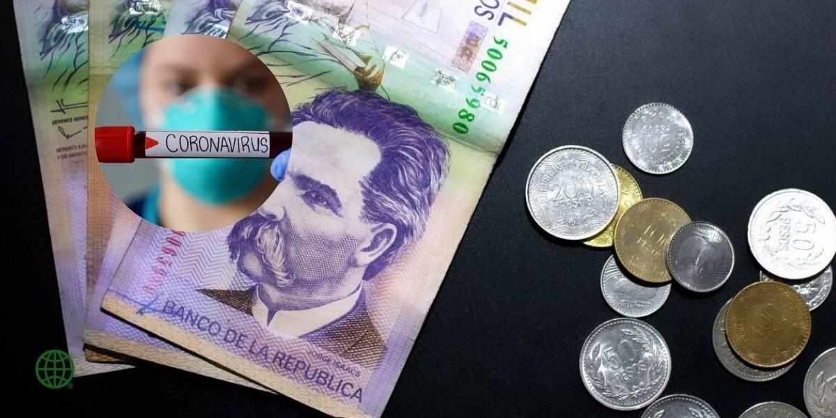Colombia sería uno de los países que menos se vería afectado por la crisis económica generada por coronavirus