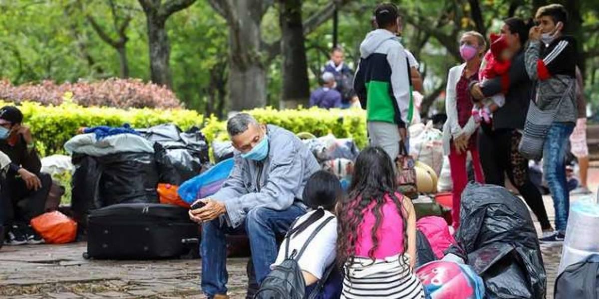 Denuncian cobros a venezolanos por falsos traslados humanitarios