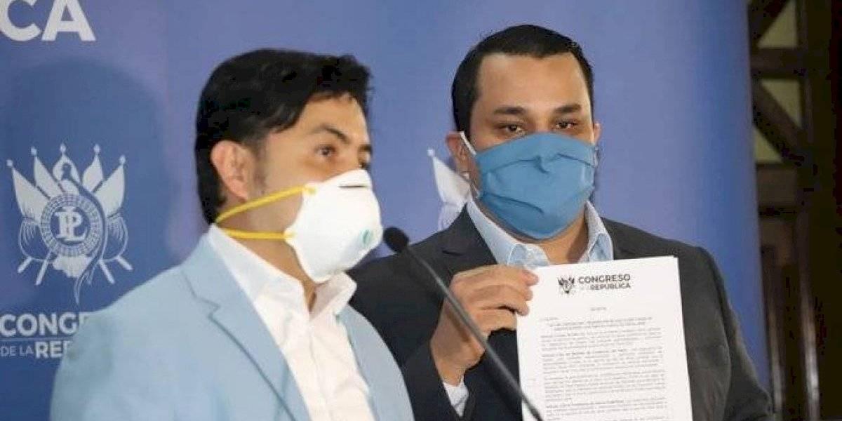 Presentan iniciativa de ley de contención de gastos por la emergencia del Covid-19