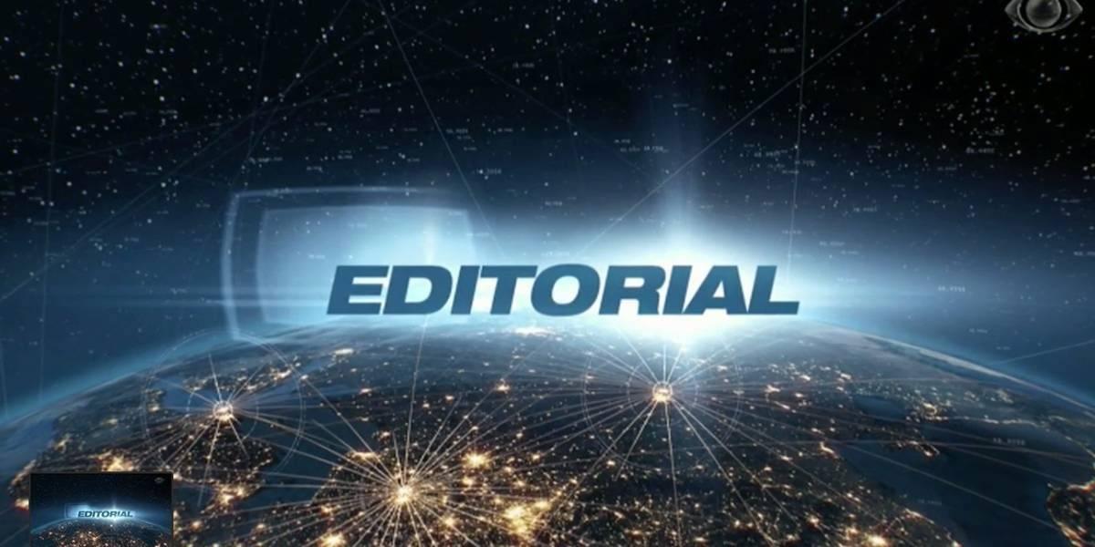 Editorial do Grupo Bandeirantes: A hora é de união