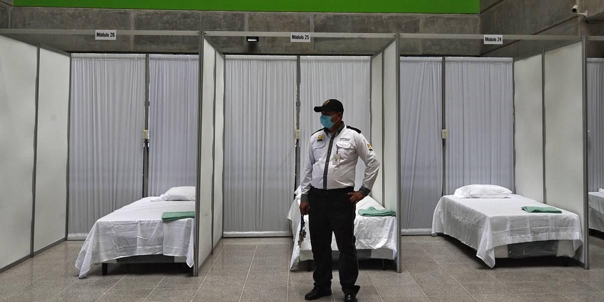 Preso muere en Honduras por coronavirus