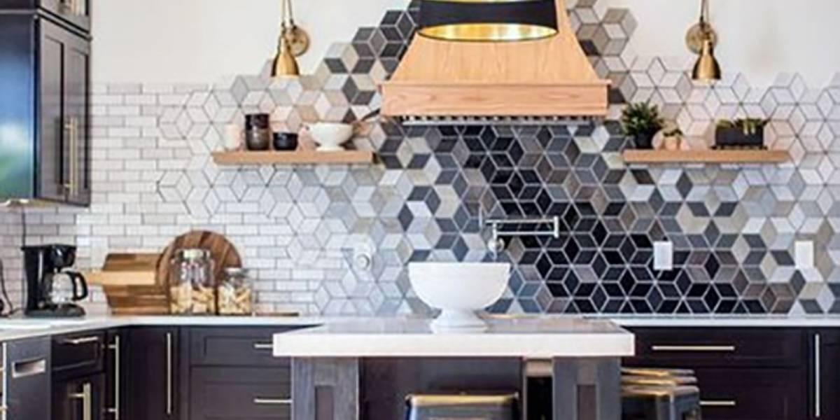Mosaico para cocina: Aquí 4 consejos para que puedas decorar este espacio
