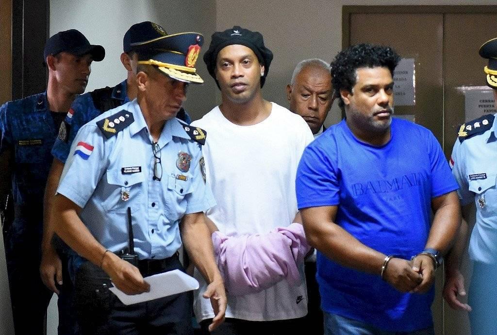Ronaldinho nueva acusación por juego ilícito