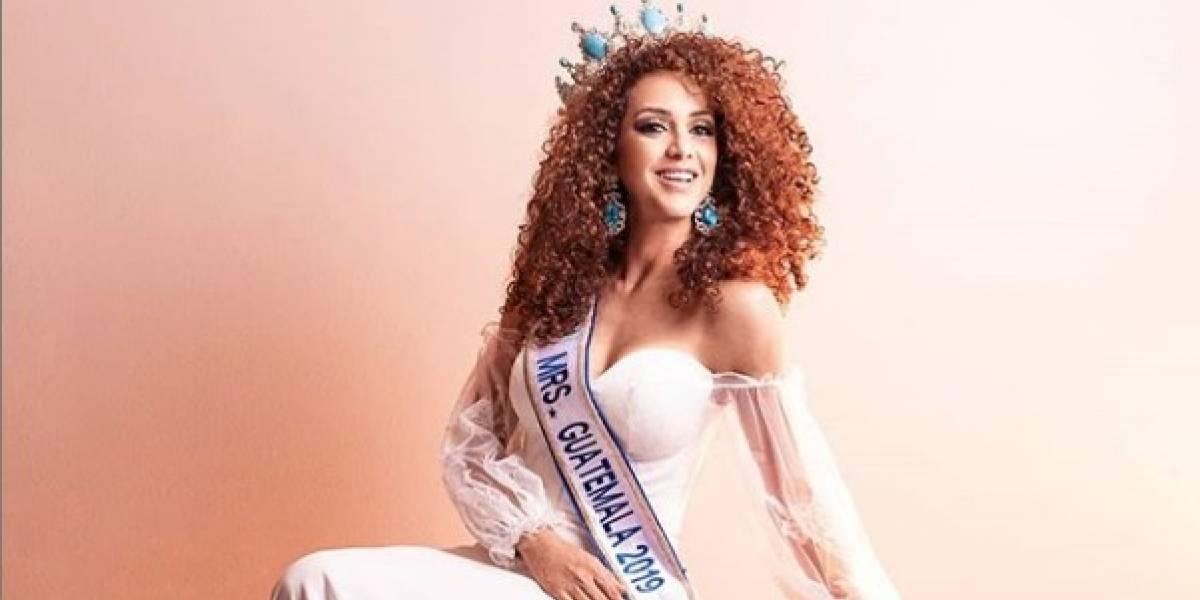 Sindy Buezo, Señora Guatemala 2019 deslumbra con minibikini en color blanco
