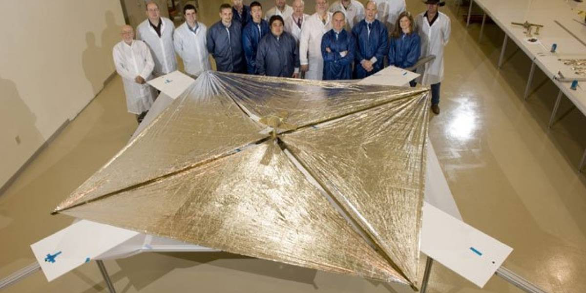 La NASA probará el sistema de vela solar en un satélite de NanoAvionics