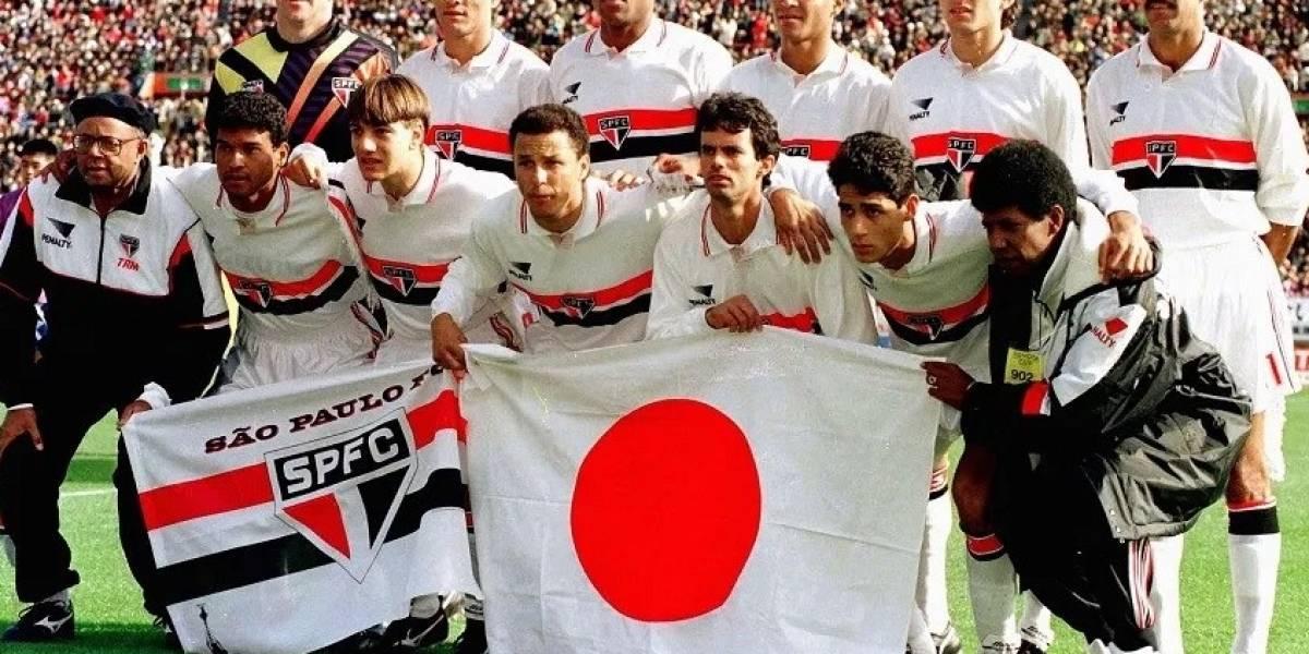 Band exibe São Paulo x Milan na final do Mundial de Clubes de 1993
