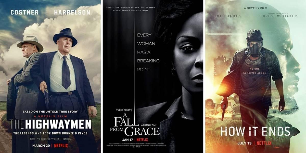 5 filmes da Netflix que vão manter seus olhos grudados na tela