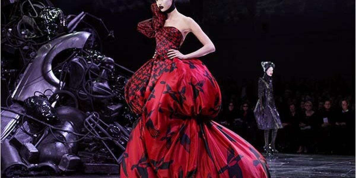 McQueen Vault: Contando historias digitales del último genio de la moda