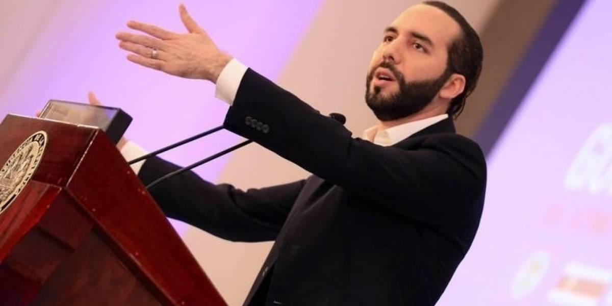 Coronavirus.- Bukele se niega a promulgar la ley que prohíbe las detenciones por violar la cuarentena en El Salvador