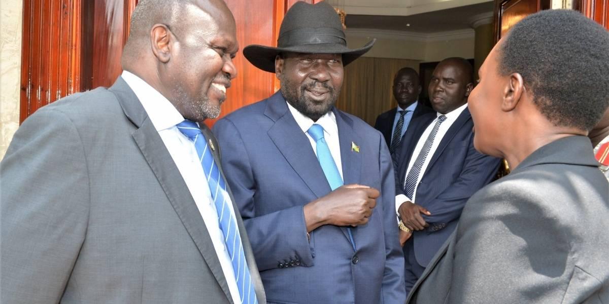 Sudán del Sur.- Amnistía denuncia el incumplimiento del embargo de armas por distintos grupos en Sudán del Sur