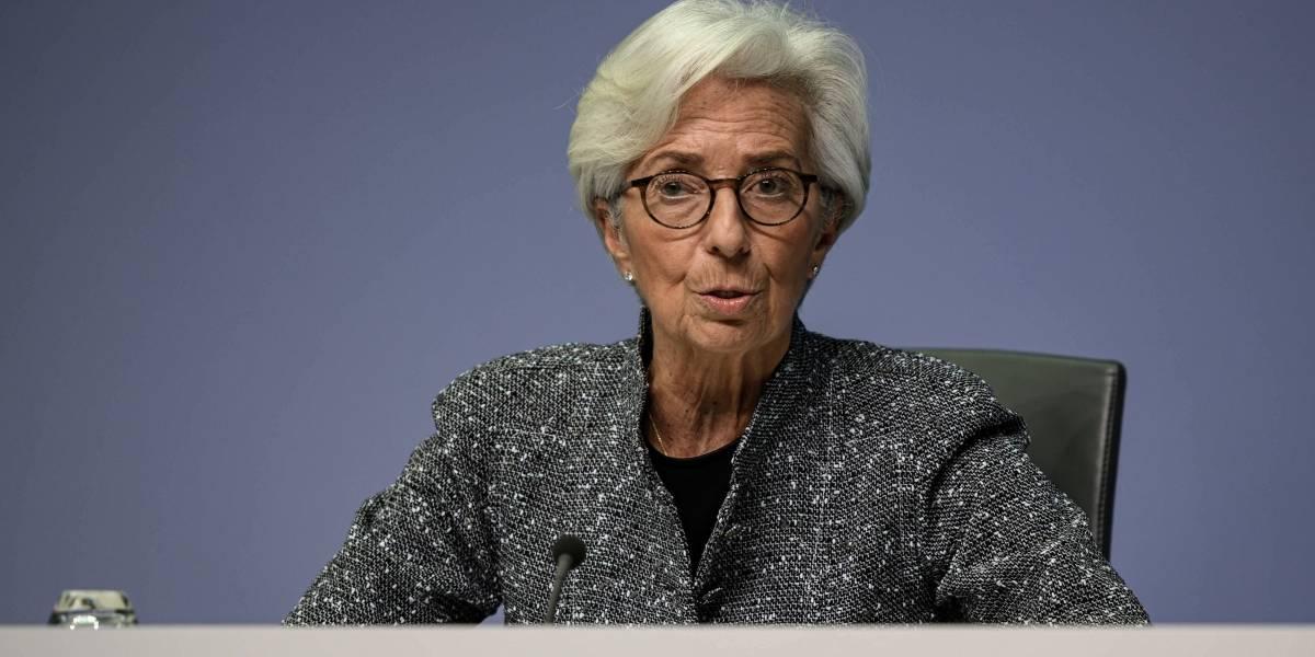 UE.- El BCE advierte de que el PIB de la eurozona se hundirá hasta un 12% en 2020