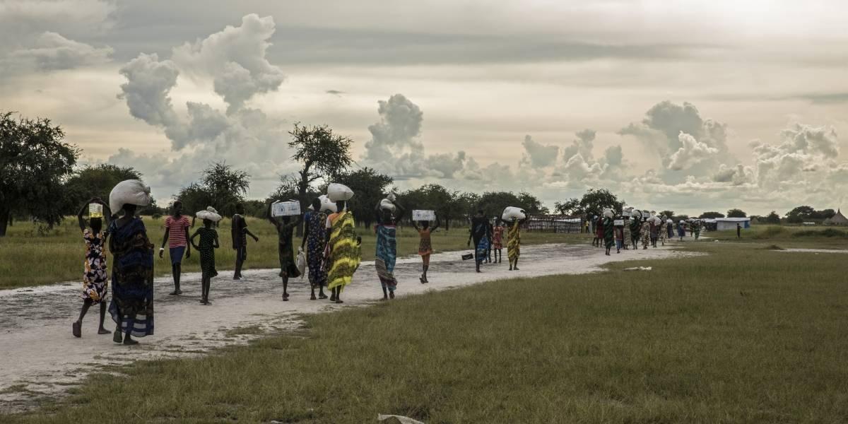 """Sudán del Sur.- ACNUR alerta de una """"tormenta perfecta"""" en Sudán del Sur por el coronavirus y la continuada violencia"""