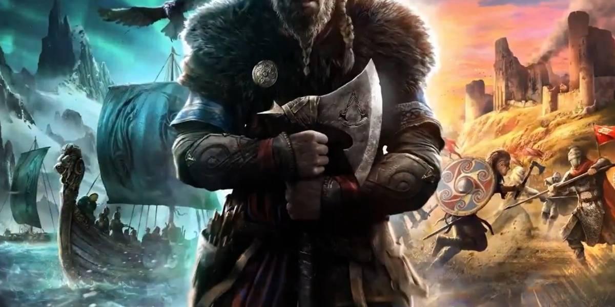 Portaltic.-Assassin's Creed Valhalla se ambientará en las invasiones vikingas a Inglaterra y llegará a finales de 2020