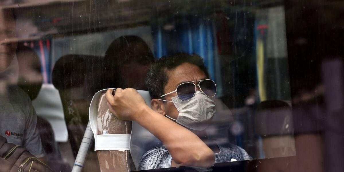 Coronavirus.- Uno de cada cinco infectados por coronavirus en Filipinas es un miembro del personal sanitario