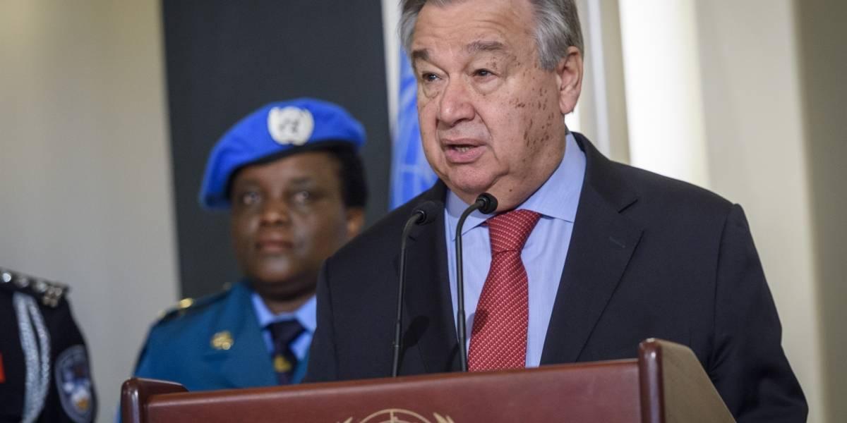 Haití.- Expertos de la ONU piden a Guterres que acelere la atención a las víctimas de la epidemia de cólera en Haití