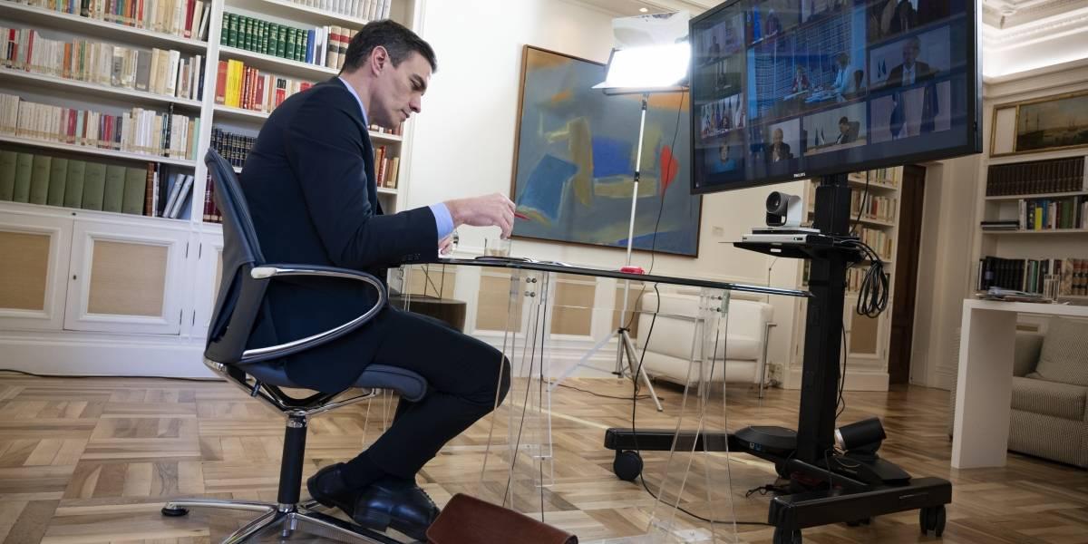 UE.- Sánchez participará por videoconferencia en la Cumbre UE-Balcanes, a la que está invitado Kosovo