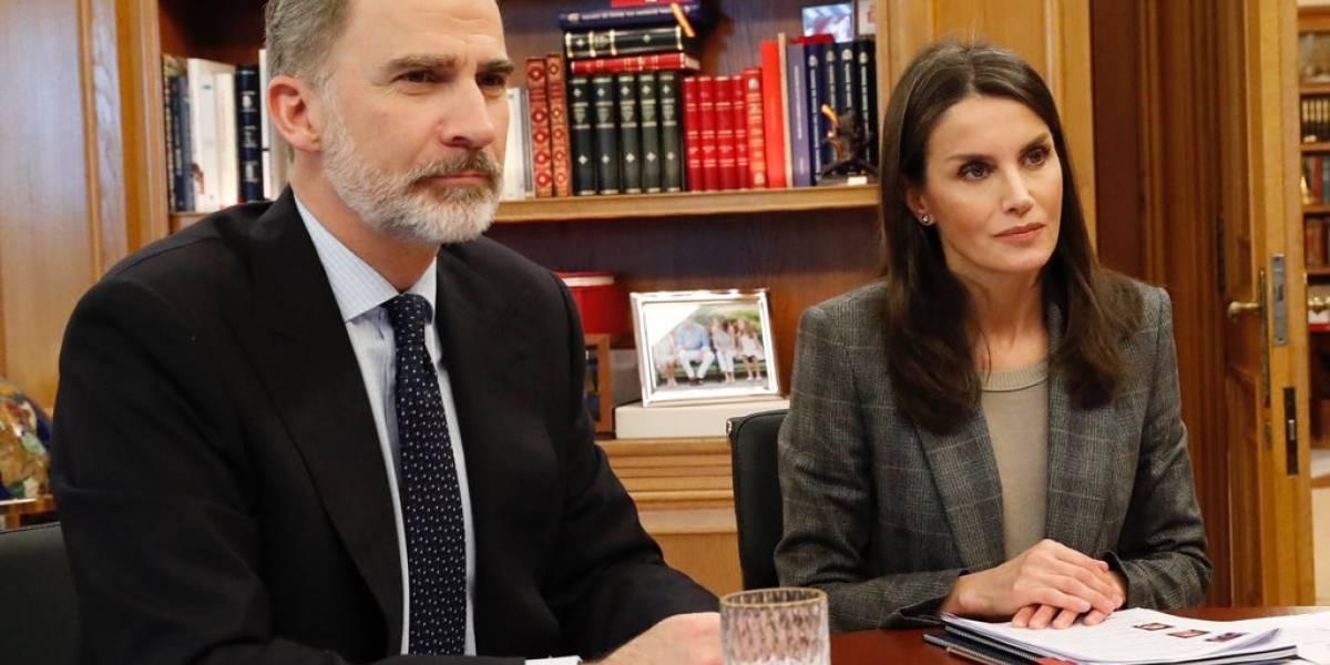 Rey Felipe.- Felipe VI habla con el Rey Abdalá de Jordania para analizar los efectos de la pandemia
