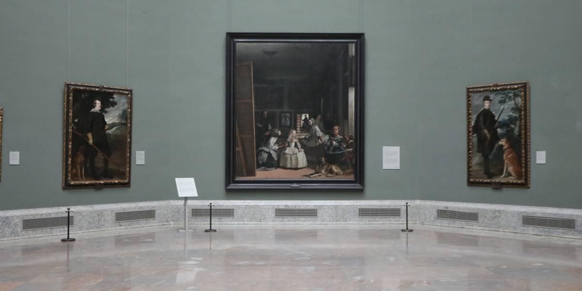 """VÍDEO: Coronavirus.- El Museo del Prado """"abre sus puertas"""" en el aniversario del fallo del Premio Princesa de Asturias"""