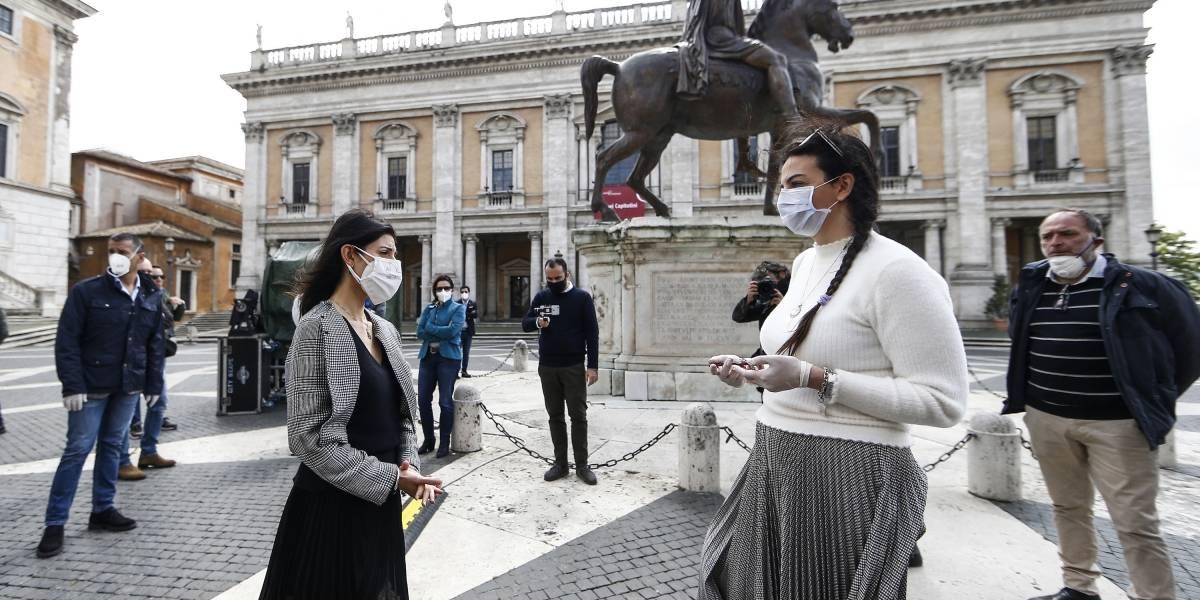VÍDEO: Coronavirus.- Italia registra un récord de 4.700 pacientes curados en un solo día y suma otros 285 fallecidos