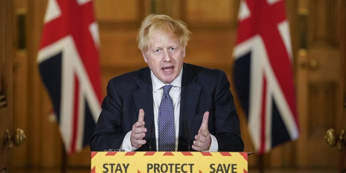 Coronavirus.- Reino Unido suma 674 muertes con un Boris Johnson que asegura que el país ha pasado el pico de la pandemia