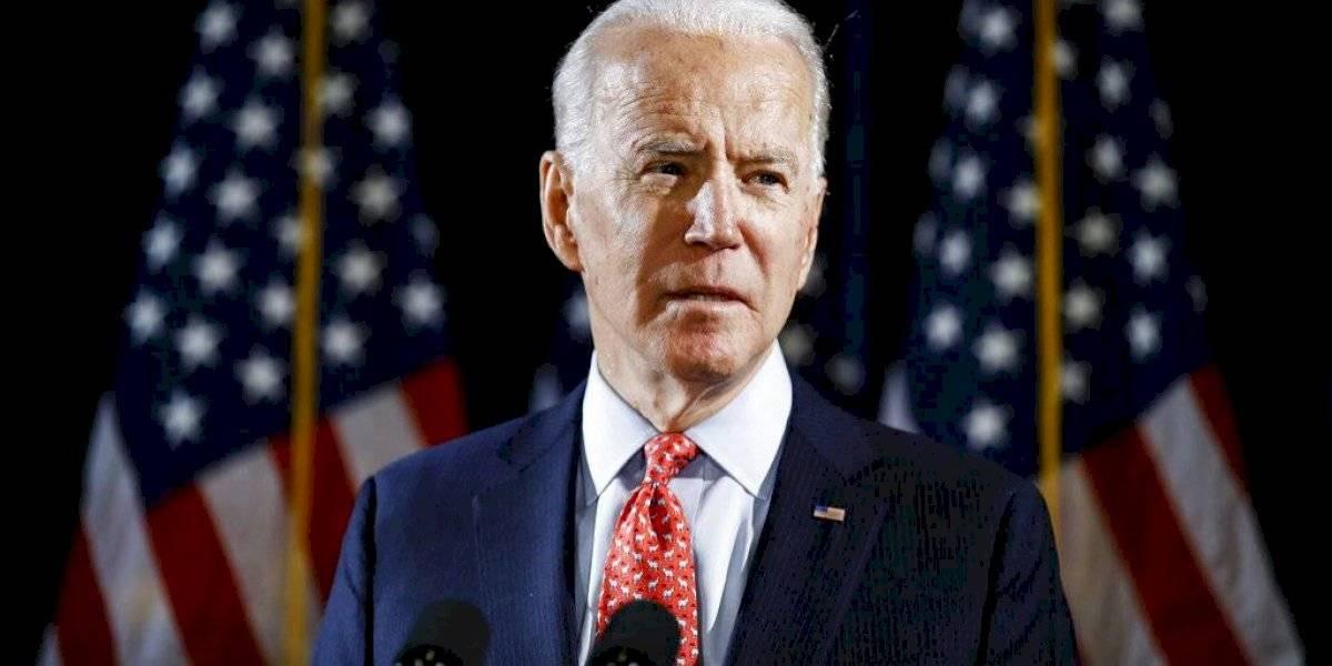Joe Biden dejará que Bernie Sanders mantenga sus delegados