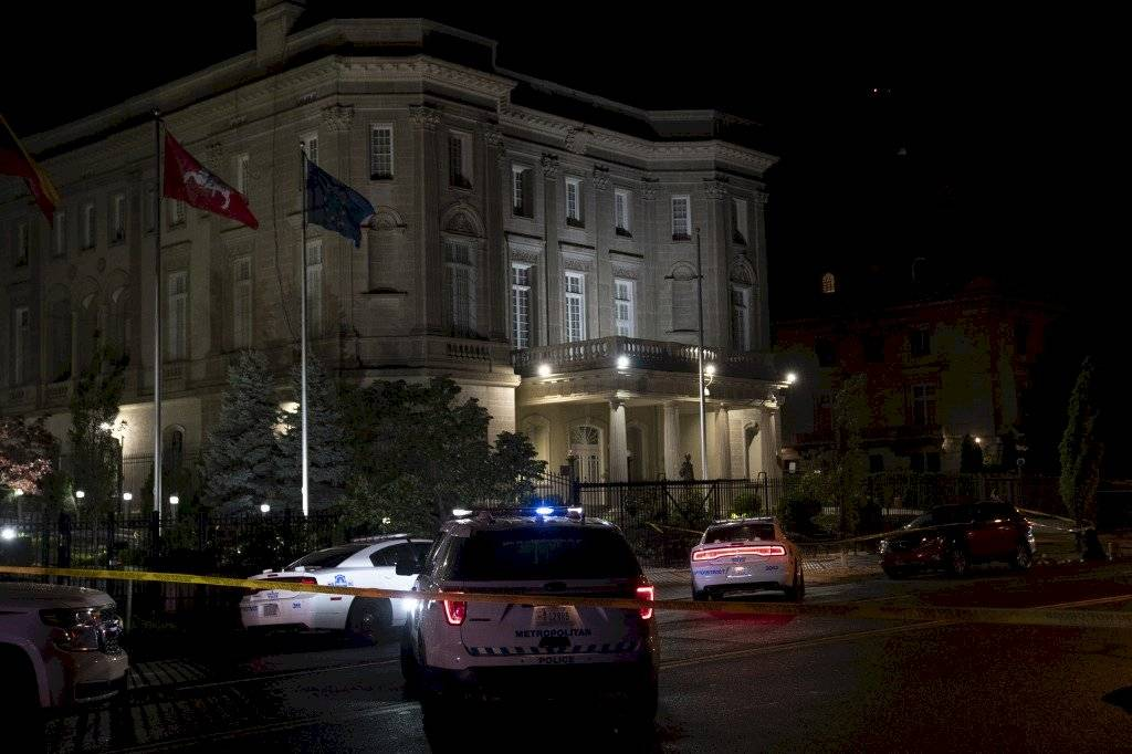 Detenido e identificado autor de tiroteo contra embajada de Cuba en EEUU