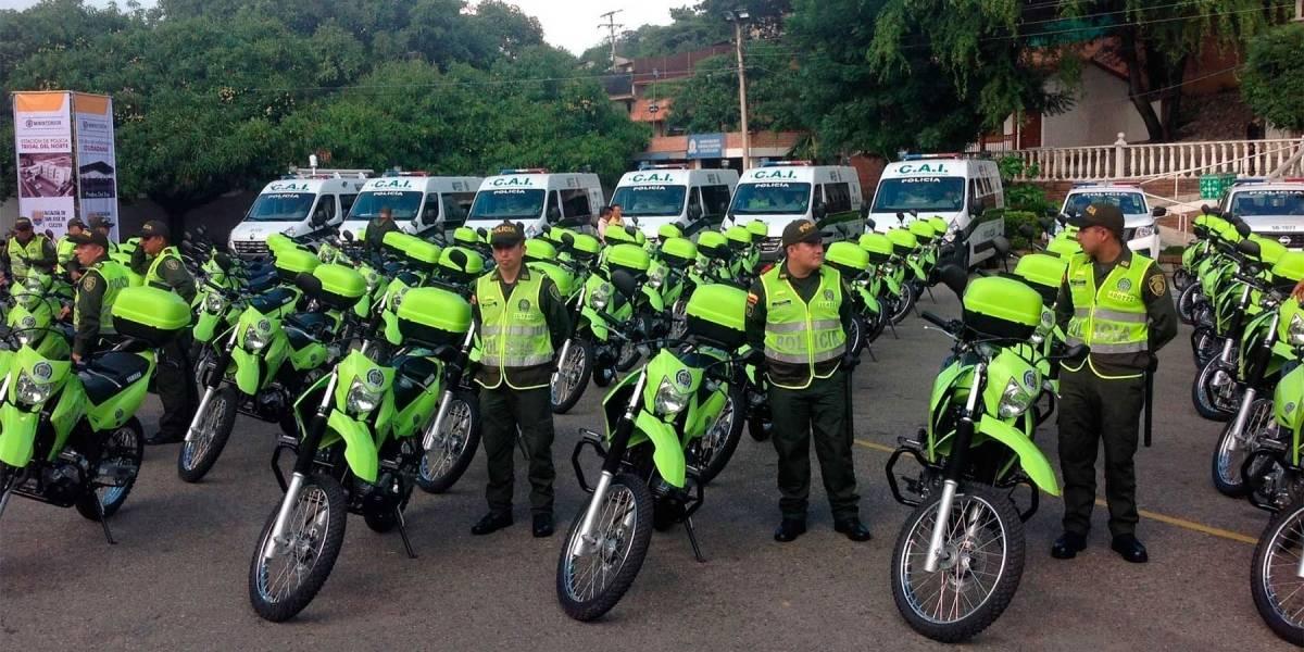 Uniformado con posible contagio de coronavirus generó pánico en estación de policía