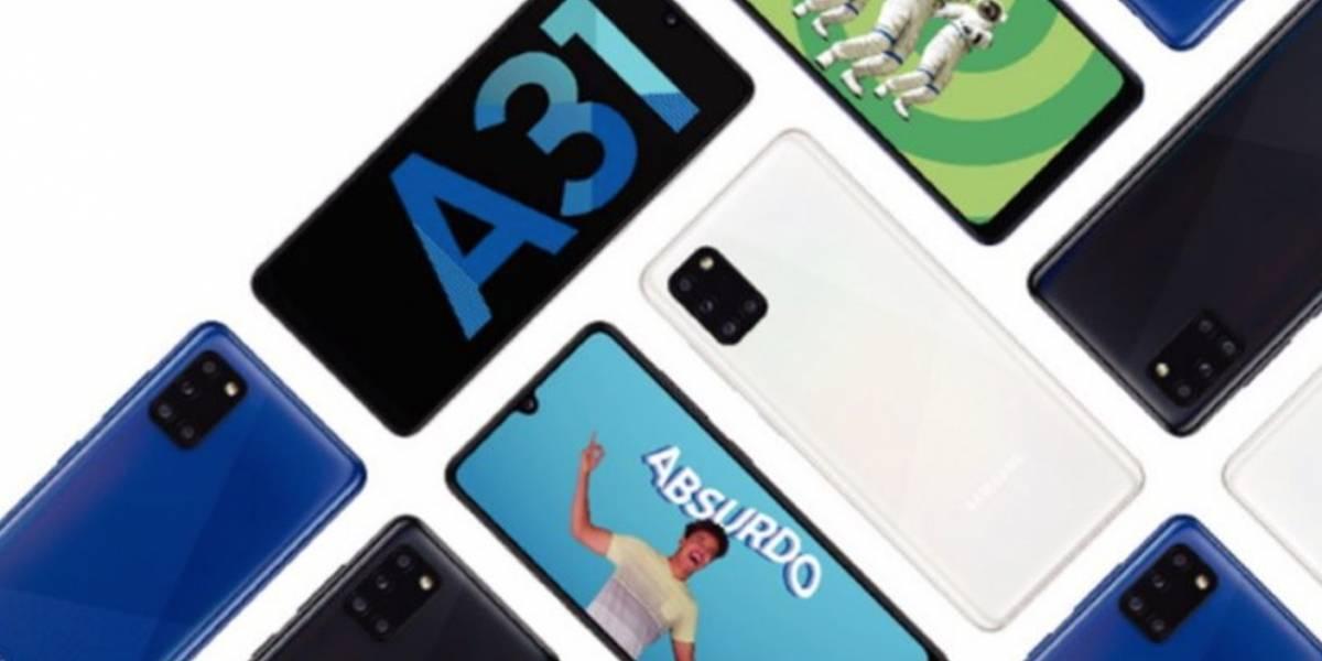 Tecnologia: Com quatro câmeras traseiras, novo Samsung Galaxy A31 chega ao Brasil