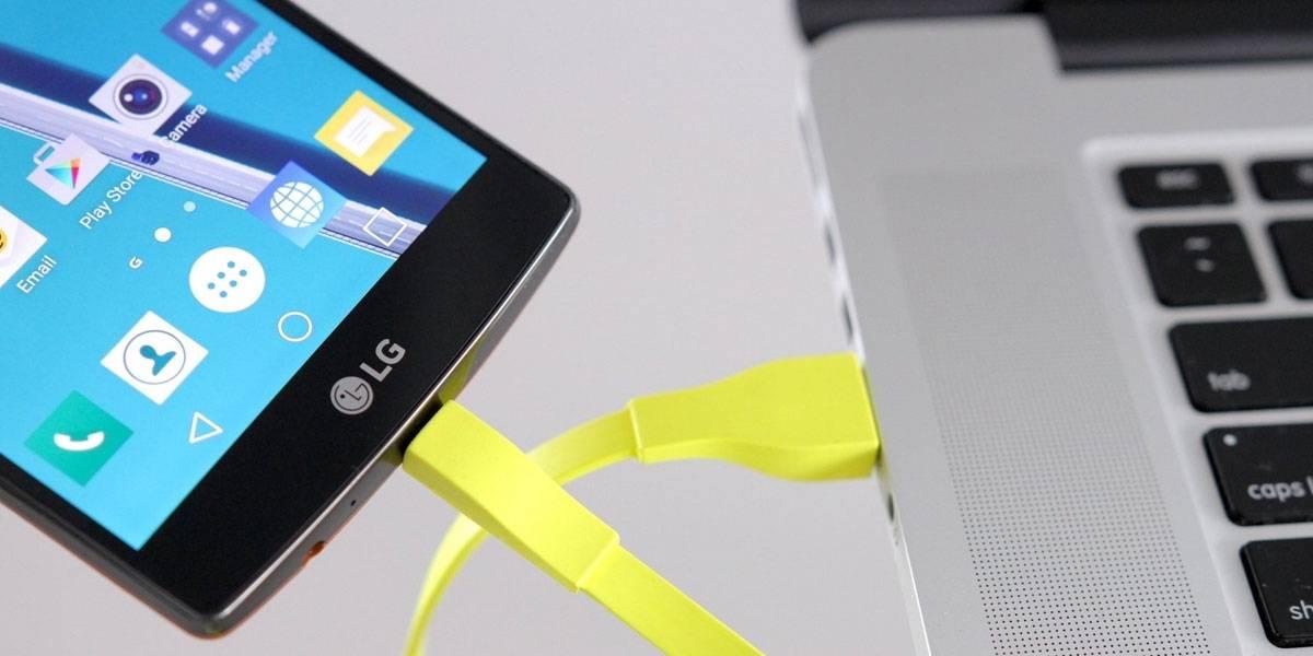 Celulares: ¿es más rápido cargar tu smartphone desde la computadora?