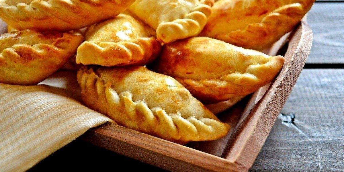 A receita secreta de empanadas argentinas da chefe Paola Carosella