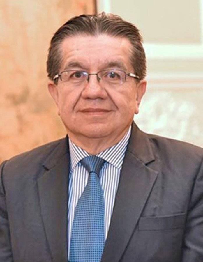 Fernando Ruiz, ministro de Salud y Protección Social de Colombia