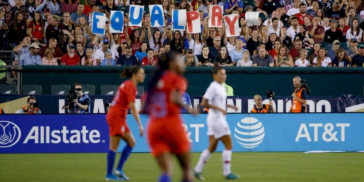 El fútbol femenino mundial clama por más apoyo