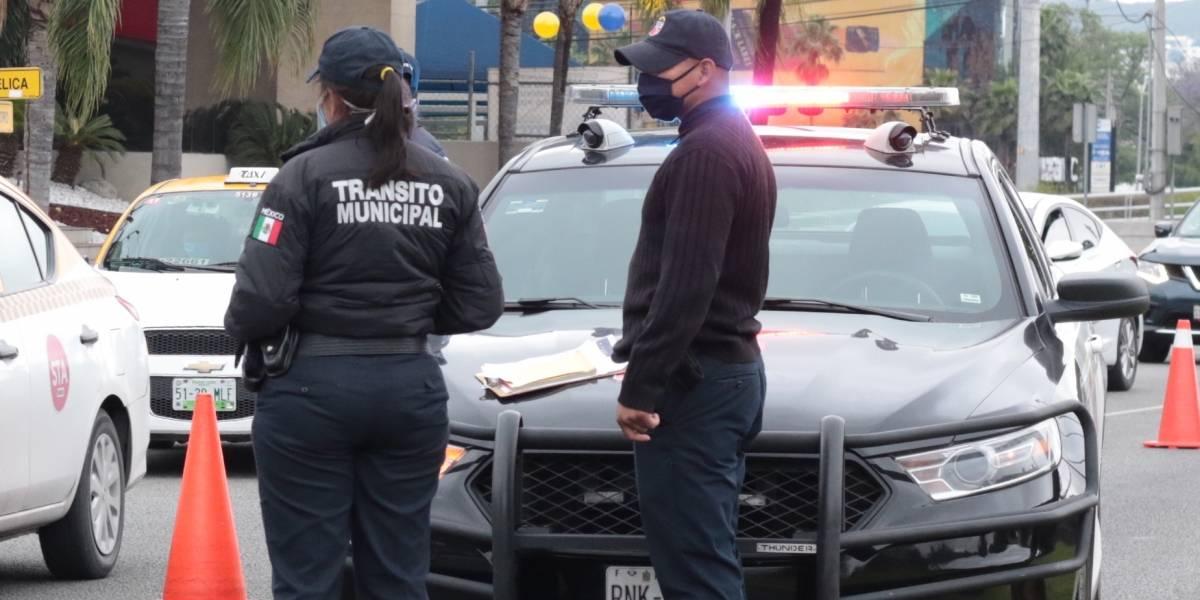 Falla intento de robo de Rolex en San Pedro