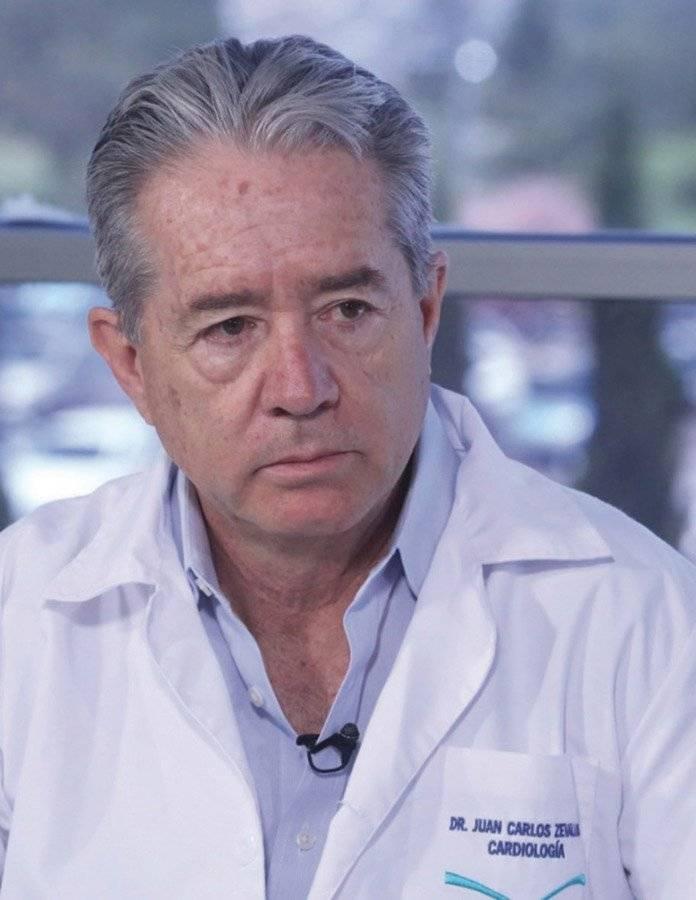 Juan Carlos Zevallos, ministro de Salud Pública de Ecuador