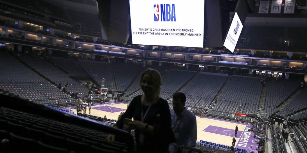 NBA será más estricto en protocolo y no permitirá que los jugadores salgan de sus casas