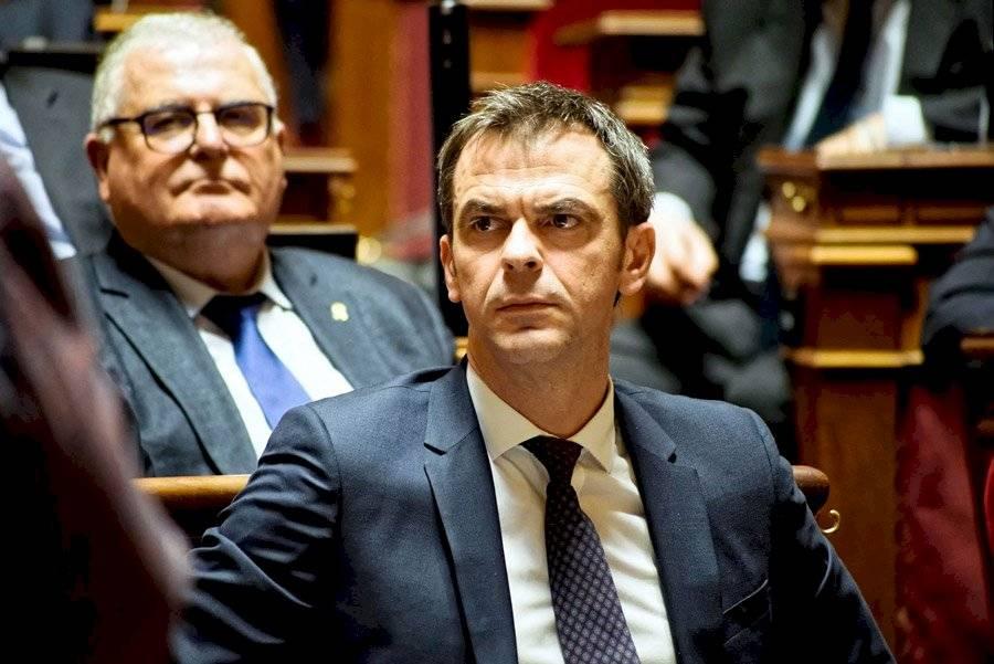 Olivier Véran, ministro de Solidaridad y Salud de Francia