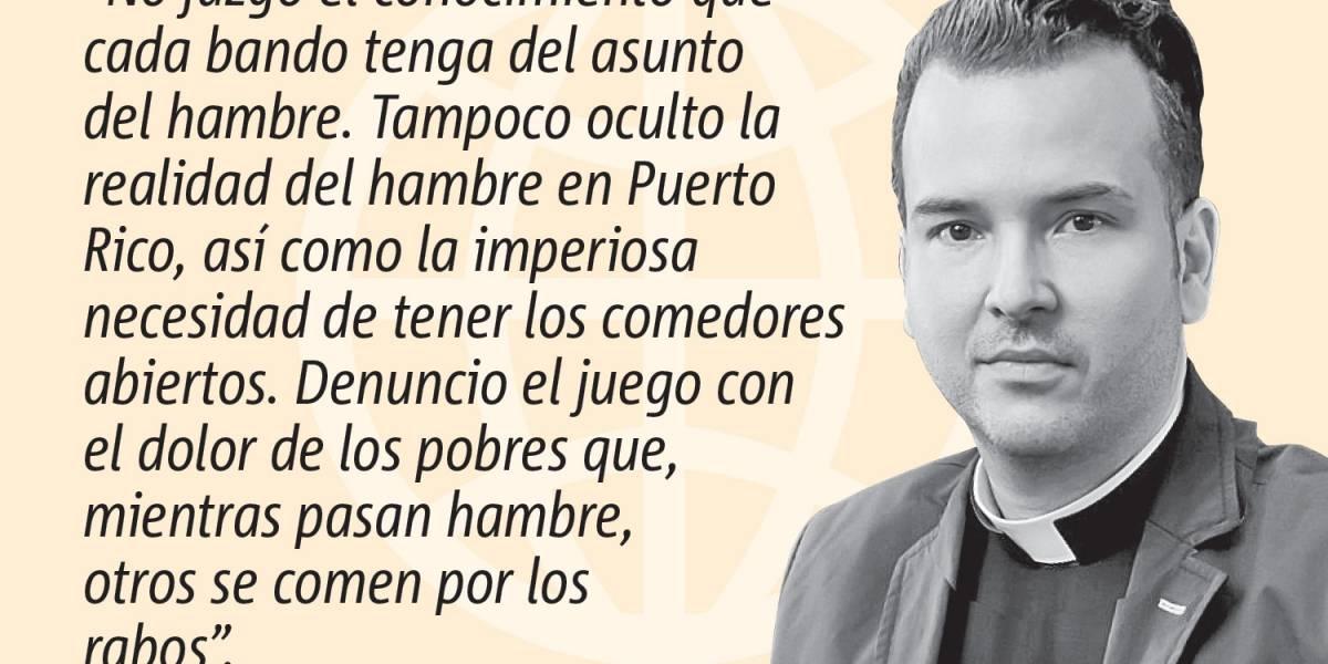 Opinión del Padre Orlando Lugo: Se comen por los rabos