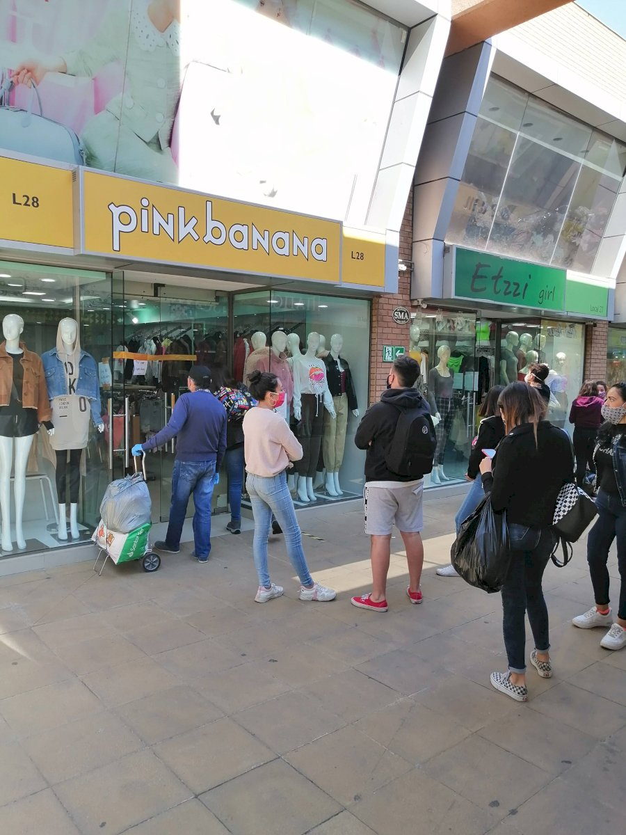 Mall Santa Filomena