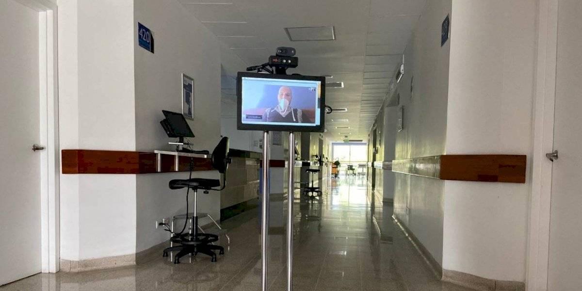¡Orgullo! Ya está en pruebas el robot colombiano con capacidad de atender pacientes contagiados de coronavirus