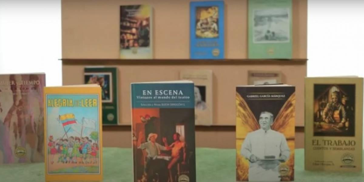 'Libros son amores', la iniciativa para apoyar bibliotecas comunitarias y librerías independientes