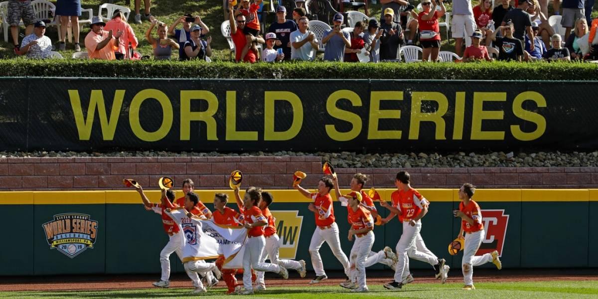 Se cancela la Serie Mundial de Pequeñas Ligas por el coronavirus