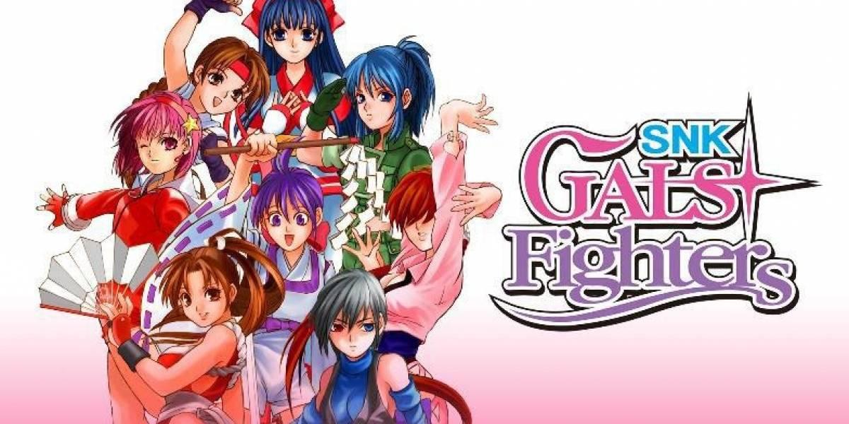 Game SNK Gals' Fighters já está disponível para Nintendo Switch