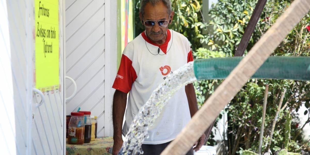 Más de 20 mil leoneses en zonas irregulares sin acceso a agua